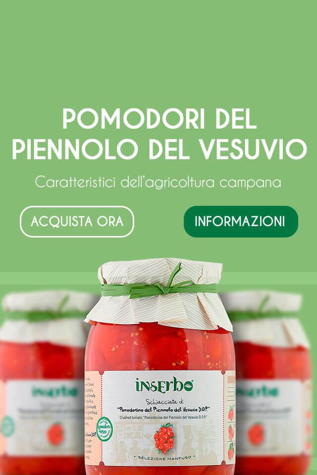 Inserbo srl - Pomodori del piennolo del vesuvio