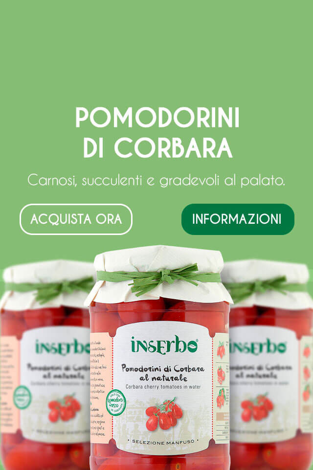 Inserbo srl - Pomodorini di corbara